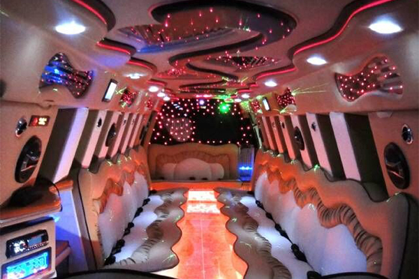 14 Person Escalade Limo Services Oklahoma City