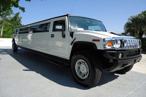 14 Person Hummer Oklahoma City Limo Rental