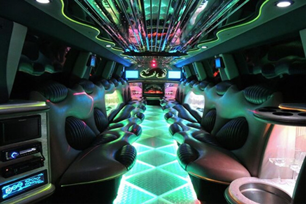 14 Person Hummer Limo Rental Oklahoma City
