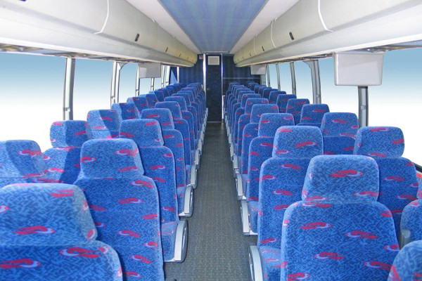 50 Person Charter Bus Rental Oklahoma City