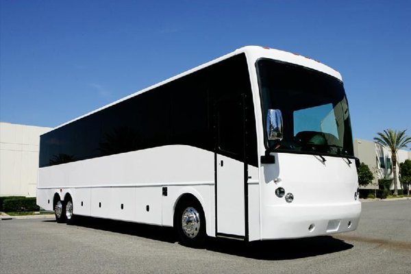 50 Person Charter Bus Service Oklahoma City