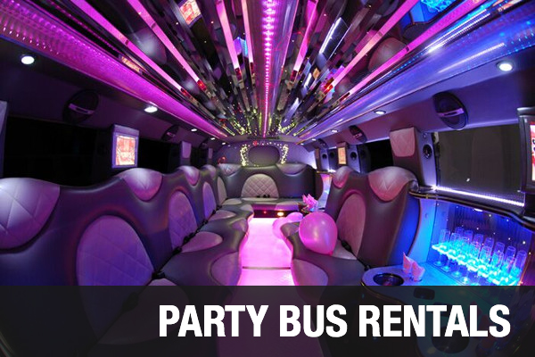 Party Bus Rentals Oklahoma City
