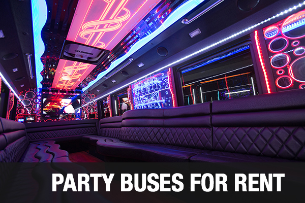 Party Bus Oklahoma City