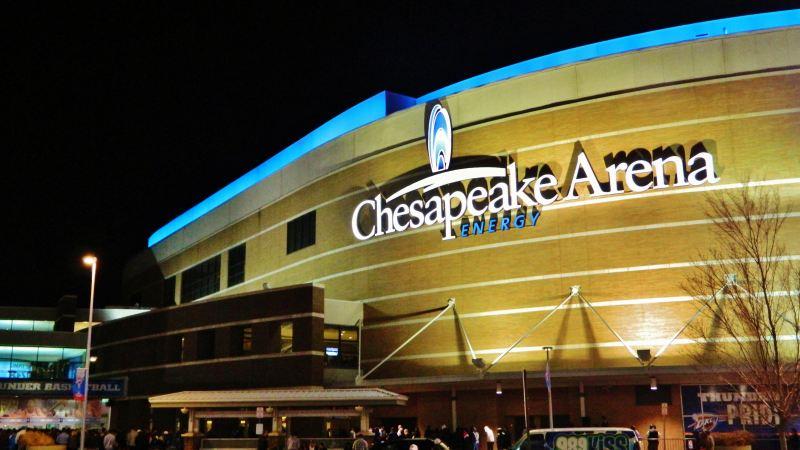 Party Bus Service Chesapeake Energy Arena