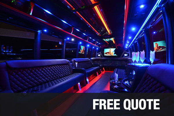 Party Buses For Rental Oklahoma City